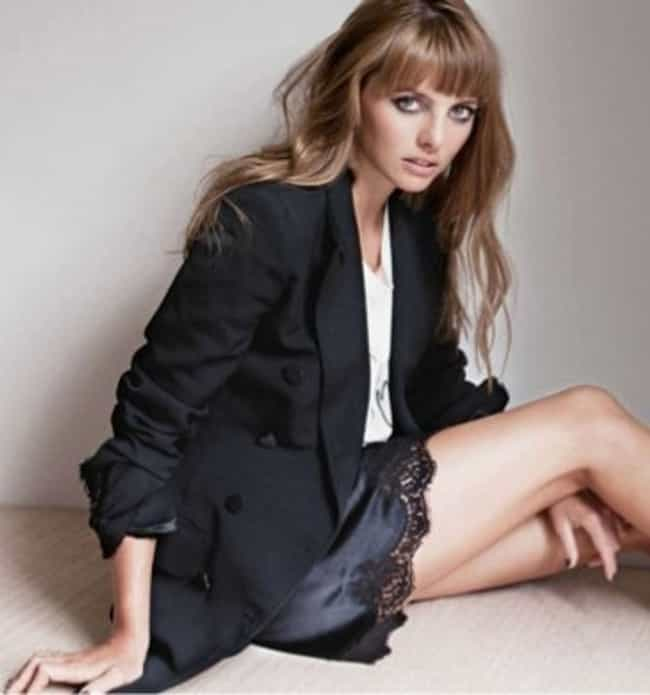 Ophelia Lovibond in Oversized ... is listed (or ranked) 3 on the list Hottest Ophelia Lovibond Photos