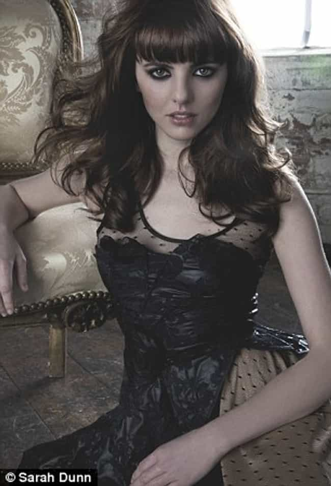 Ophelia Lovibond in Corset Coc... is listed (or ranked) 2 on the list Hottest Ophelia Lovibond Photos