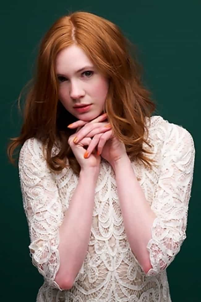 Karen Gillan Begs For Forgiven... is listed (or ranked) 4 on the list The Hottest Karen Gillan Photos of All Time
