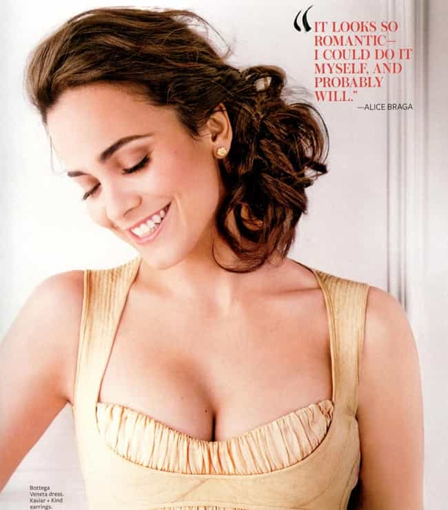 Alice Braga in Skinned Sleevel... is listed (or ranked) 1 on the list Hottest Alice Braga Photos