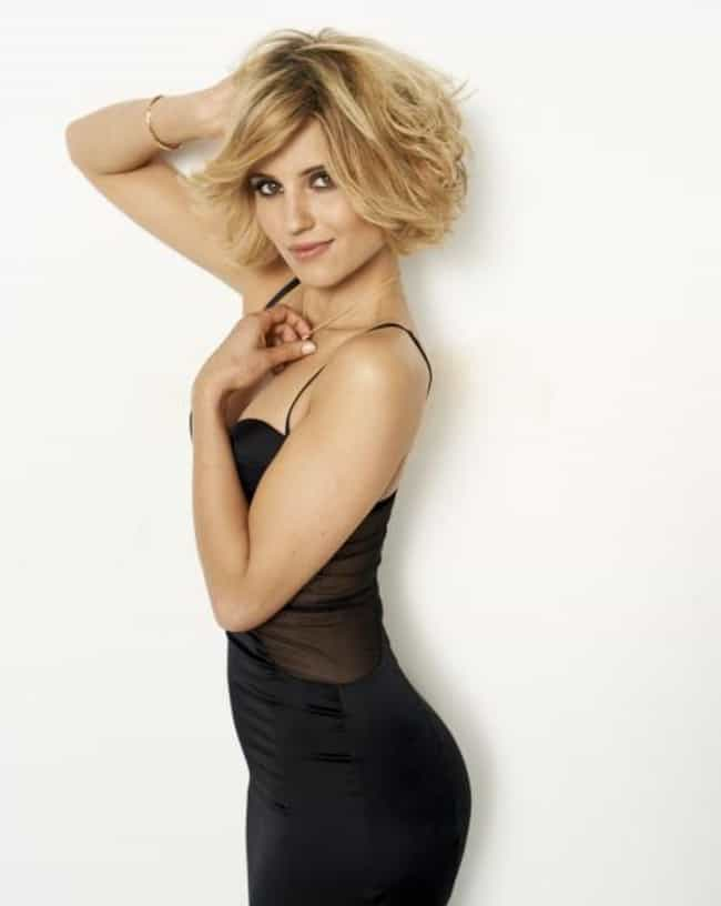 Dianna Agron in Bodycon Corset... is listed (or ranked) 2 on the list The Hottest Dianna Agron Photos of All Time