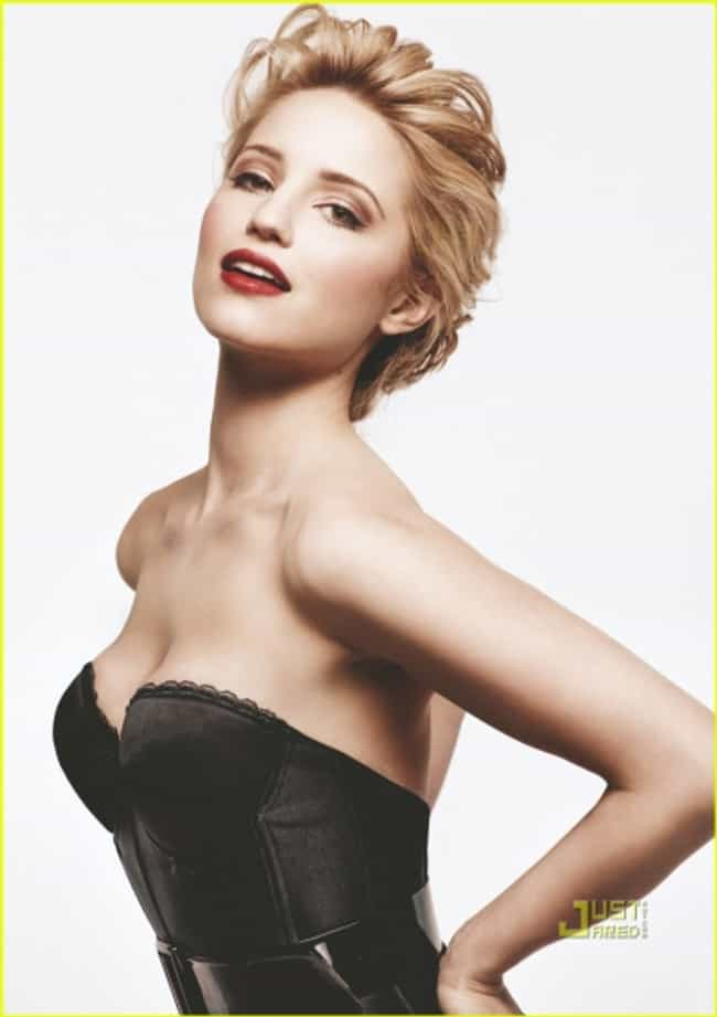 Dianna Agron in Steel Boned Co... is listed (or ranked) 4 on the list The Hottest Dianna Agron Photos of All Time