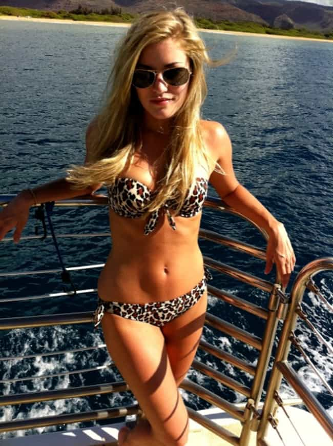 iJustine Thinks Pushing Her Ov... is listed (or ranked) 1 on the list The Hottest iJustine Photos