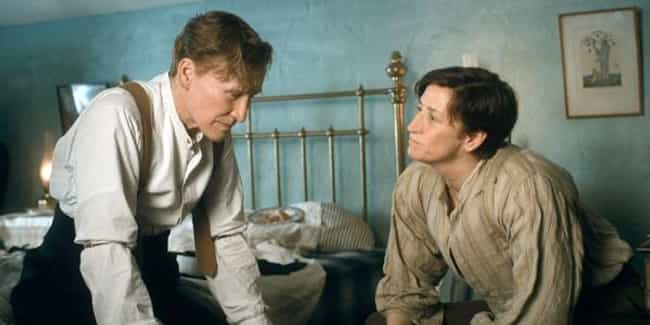 Be Who You Are is listed (or ranked) 3 on the list Albert Nobbs Movie Quotes
