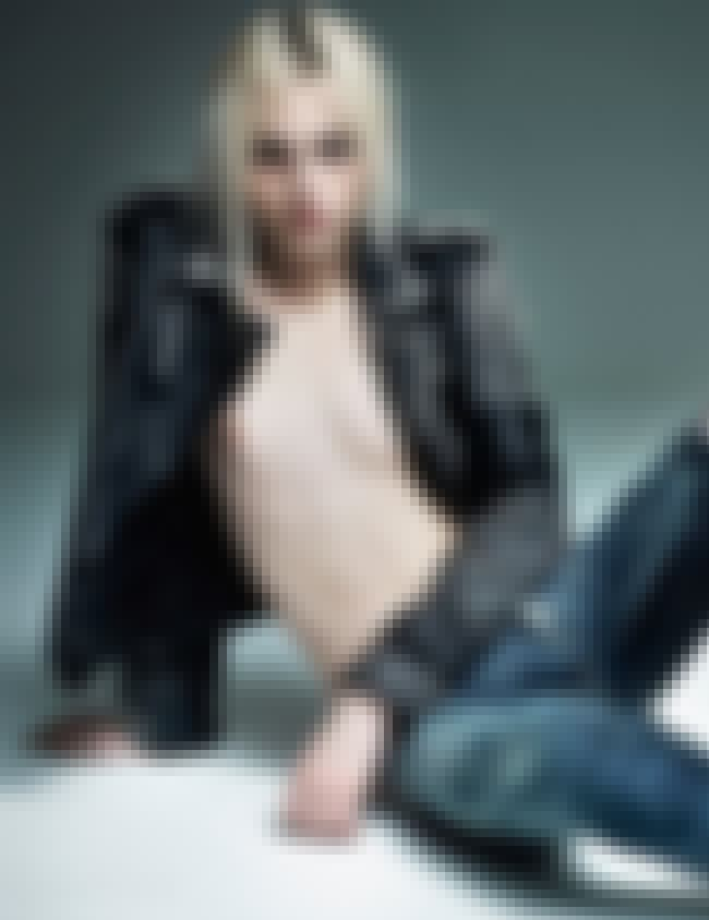 Andrej Pejic in Leather Jacket... is listed (or ranked) 4 on the list Hot Andrej Pejic Photos