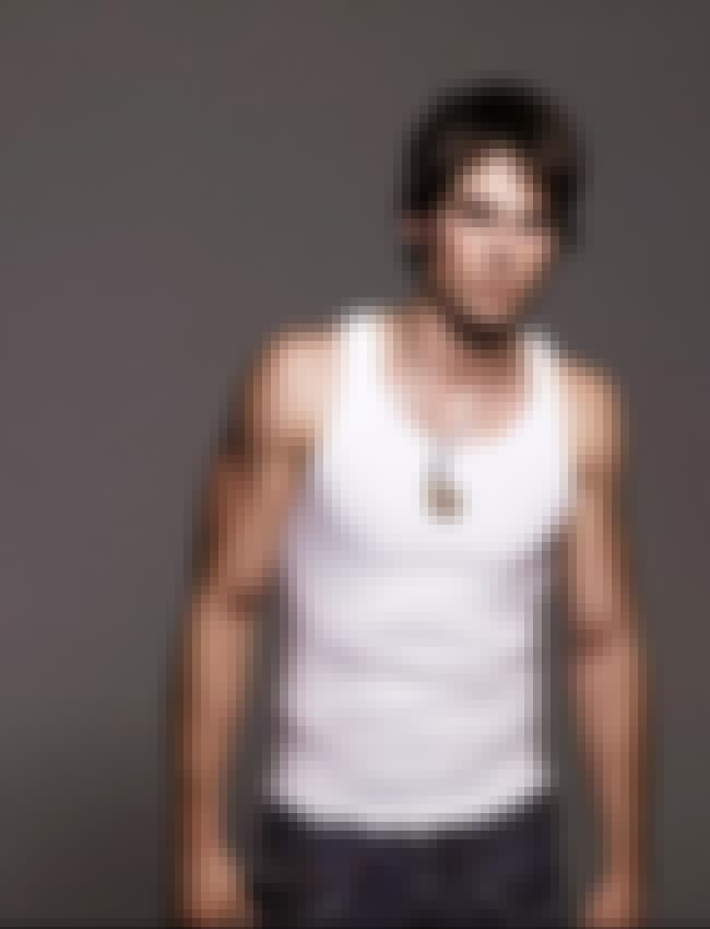 Ian Somerhalder in White Vest ... is listed (or ranked) 2 on the list Hot Ian Somerhalder Photos