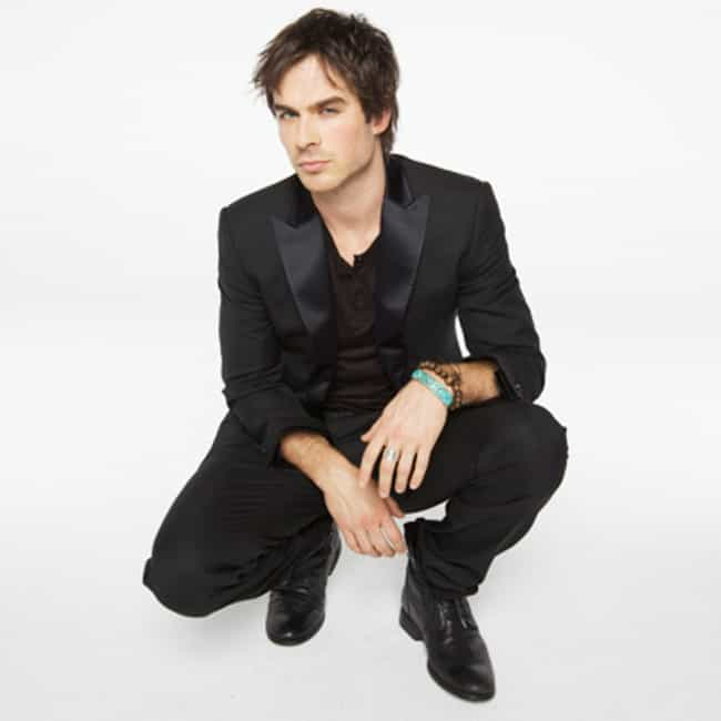 Ian Somerhalder in Tuxed... is listed (or ranked) 3 on the list Hot Ian Somerhalder Photos