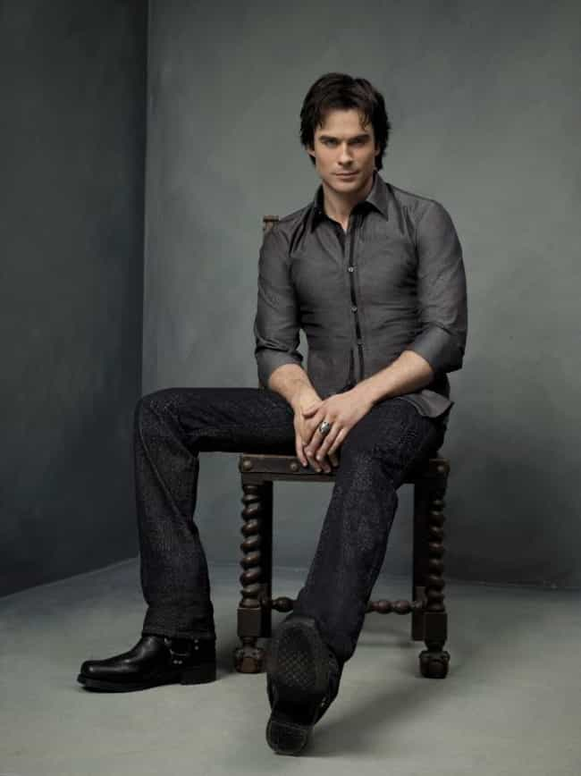 Ian Somerhalder in Levis... is listed (or ranked) 4 on the list Hot Ian Somerhalder Photos