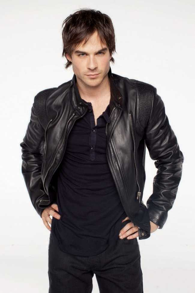 Ian Somerhalder in Manifest Le... is listed (or ranked) 2 on the list Hot Ian Somerhalder Photos