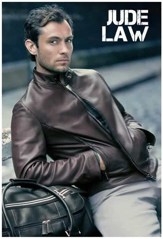 Jude Law in Brown Leather Look... is listed (or ranked) 2 on the list Hot Jude Law Photos