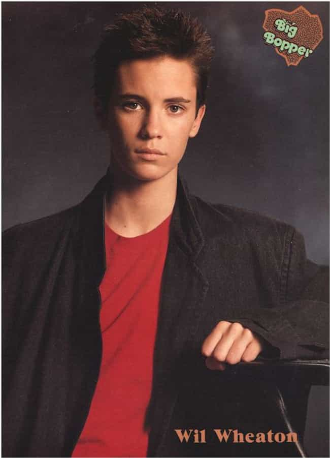 Wil Wheaton in Black Denim Jac... is listed (or ranked) 2 on the list Hot Wil Wheaton Photos