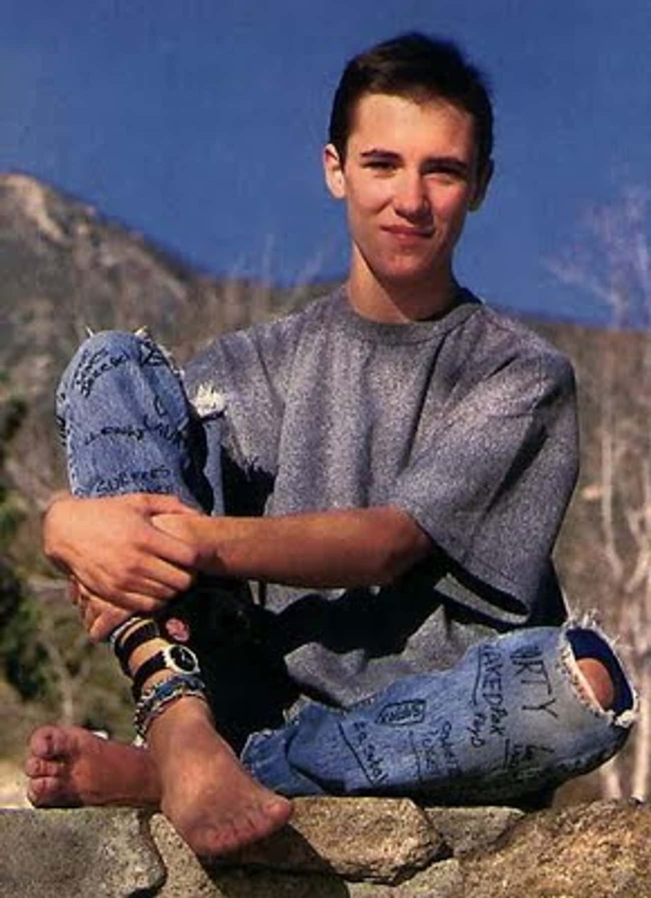 Wil Wheaton in Oversized T-Shi is listed (or ranked) 4 on the list Hot Wil Wheaton Photos