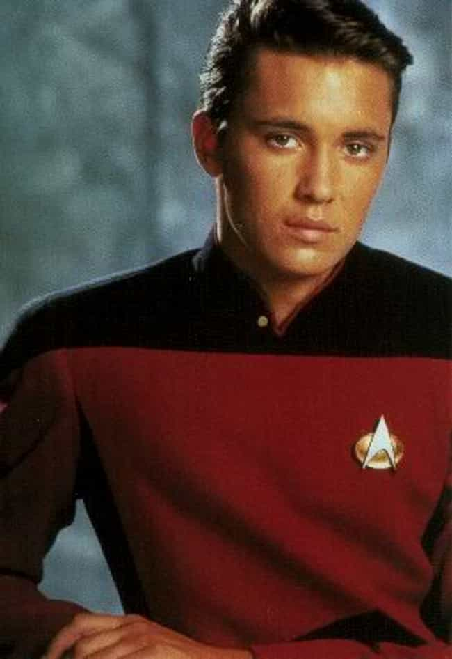 Wil Wheaton in Star Trek Outfi... is listed (or ranked) 1 on the list Hot Wil Wheaton Photos