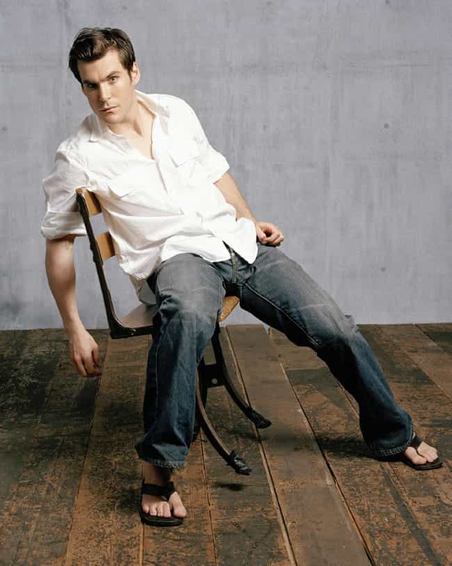 Sean Maher in White Long Sleev... is listed (or ranked) 3 on the list Hot Sean Maher Photos