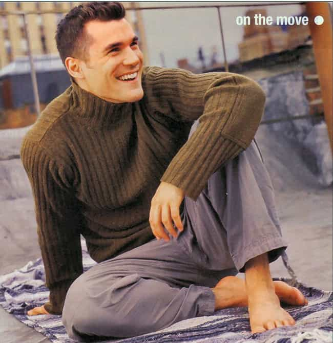 Sean Maher in Pleated Turtle N... is listed (or ranked) 4 on the list Hot Sean Maher Photos