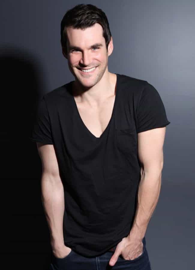 Sean Maher in Deep V-Neck T-Sh... is listed (or ranked) 1 on the list Hot Sean Maher Photos