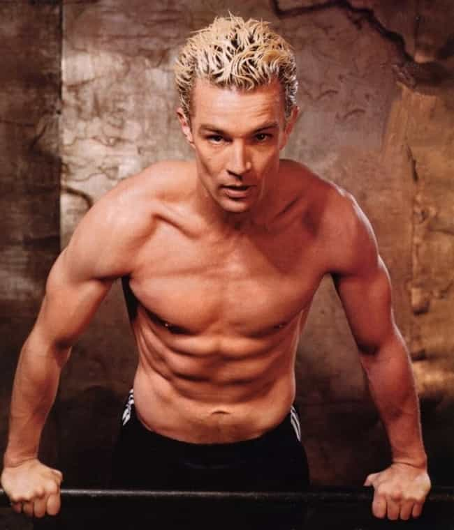 James Marsters in Shirtless wi... is listed (or ranked) 2 on the list Hot James Marsters Photos