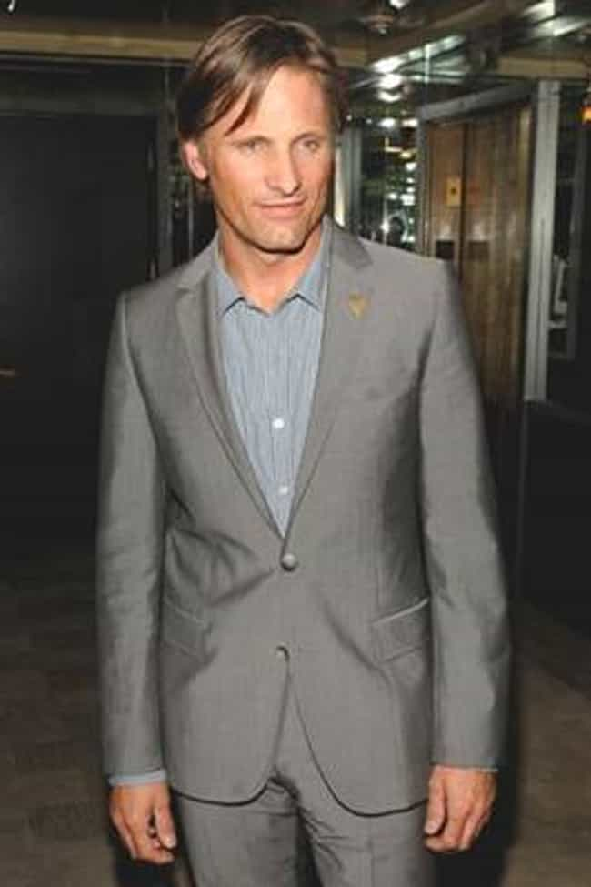 Viggo Mortensen in Grey Silk T... is listed (or ranked) 3 on the list Hot Viggo Mortensen Photos