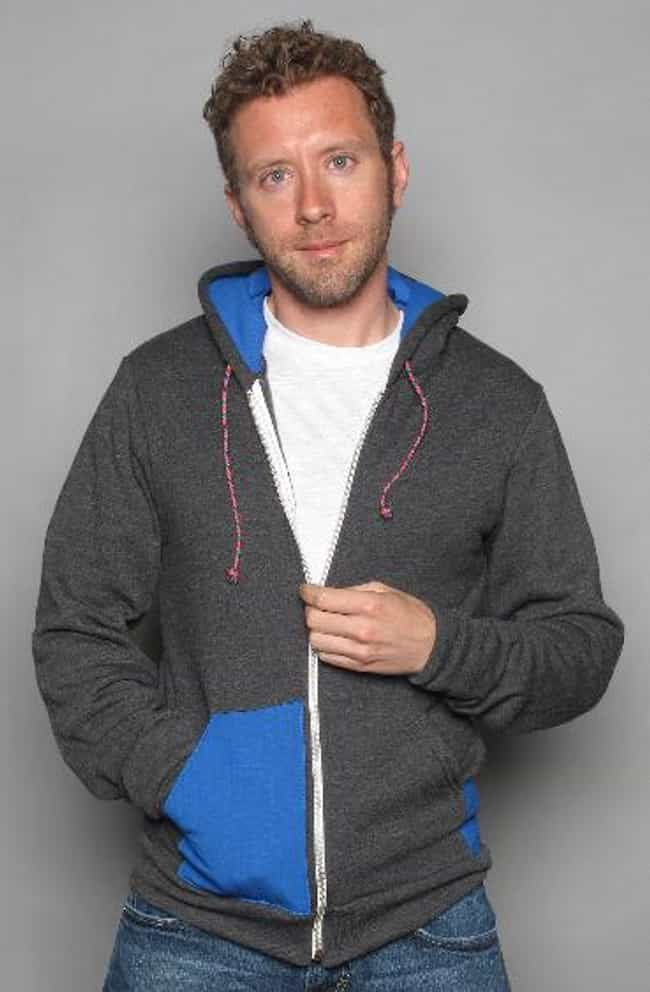TJ Thyne in Hoodie Cable Knit ... is listed (or ranked) 2 on the list Hot TJ Thyne Photos