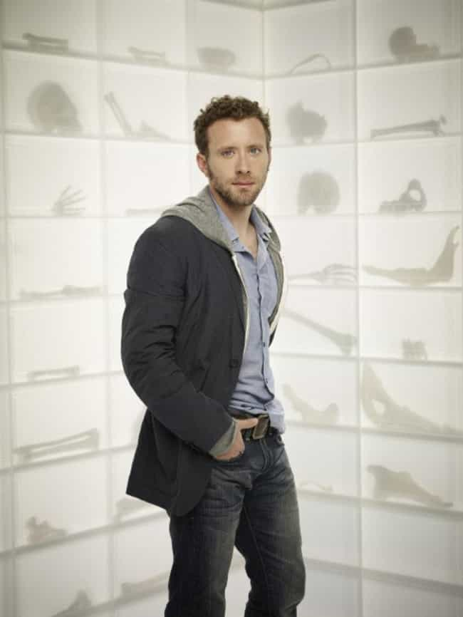 TJ Thyne in Blazer with Jacket... is listed (or ranked) 3 on the list Hot TJ Thyne Photos