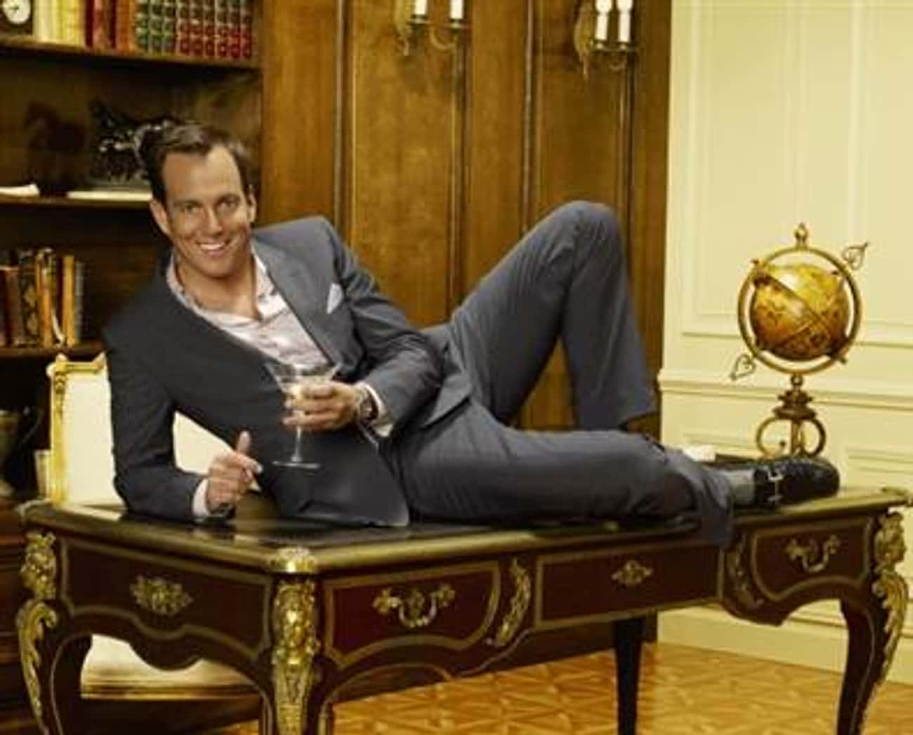 Will Arnett in Blend 1 Button  is listed (or ranked) 2 on the list Hot Will Arnett Photos