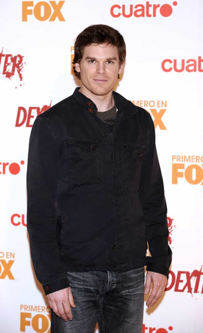 Michael C. Hall in Pocket Wint... is listed (or ranked) 3 on the list Hot Michael C. Hall Photos