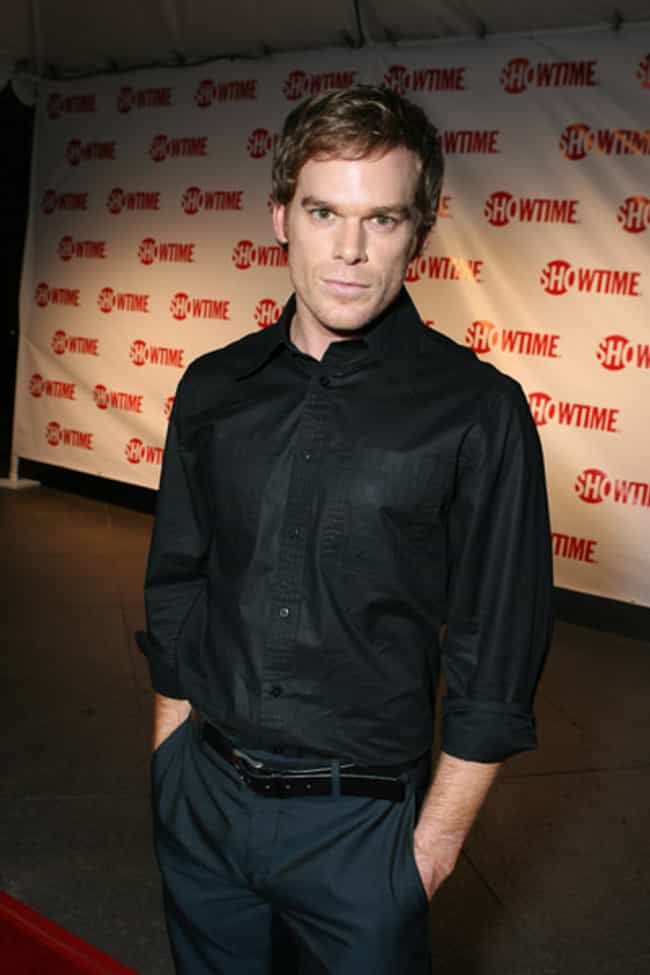 Michael C. Hall in Quilted Lon... is listed (or ranked) 2 on the list Hot Michael C. Hall Photos