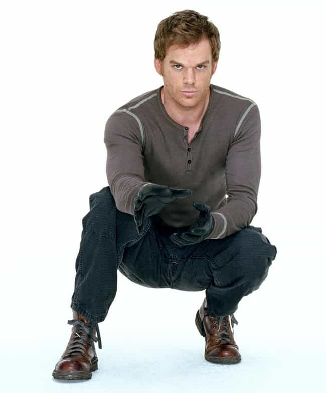 Michael C. Hall in Long Sleeve... is listed (or ranked) 1 on the list Hot Michael C. Hall Photos