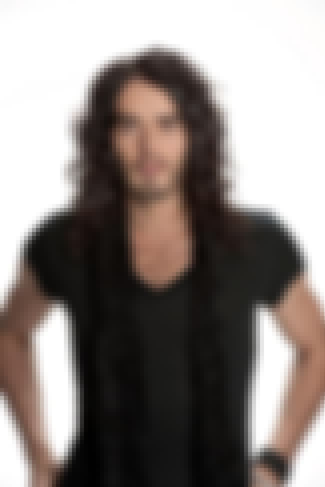 Russell Brand in V-Neck T-Shir... is listed (or ranked) 3 on the list Hot Russell Brand Photos