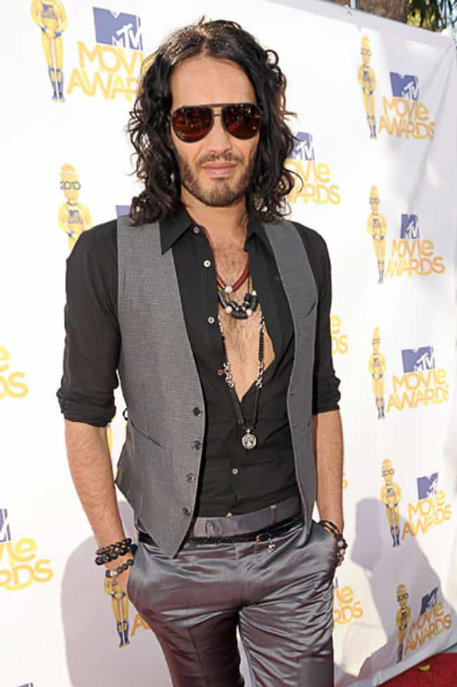 Russell Brand in Checker... is listed (or ranked) 1 on the list Hot Russell Brand Photos