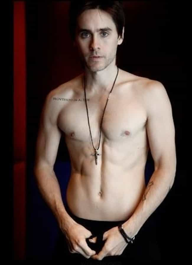 Jared Leto in Shirtless ... is listed (or ranked) 2 on the list Hot Jared Leto Photos