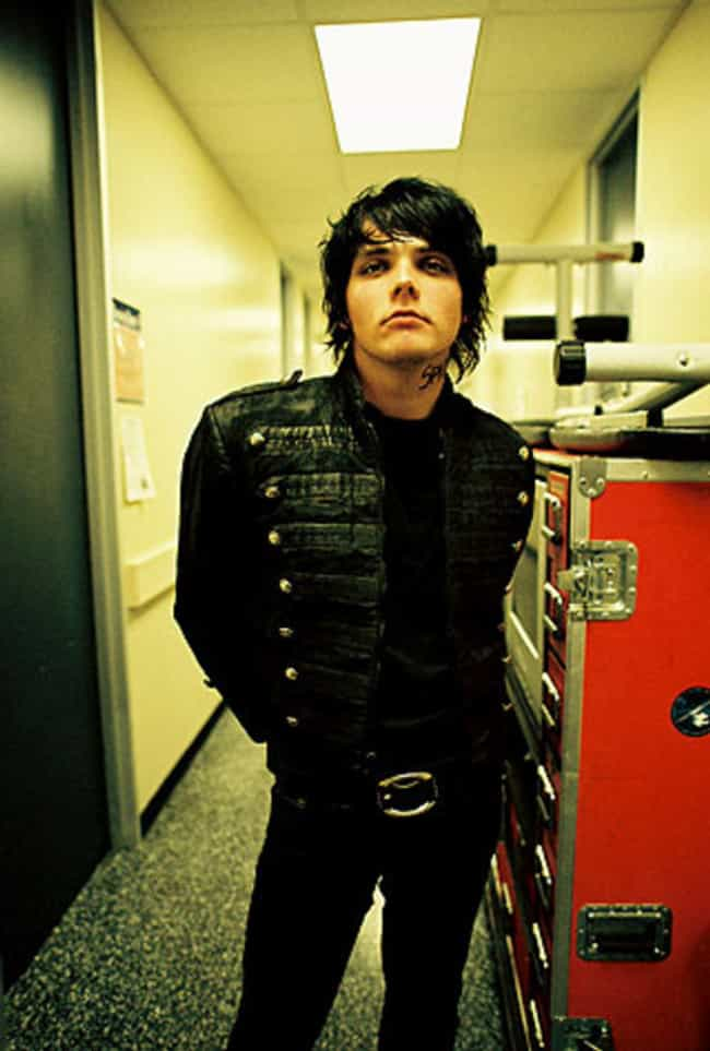 Gerard Way in Detachable... is listed (or ranked) 4 on the list Hot Gerard Way Photos