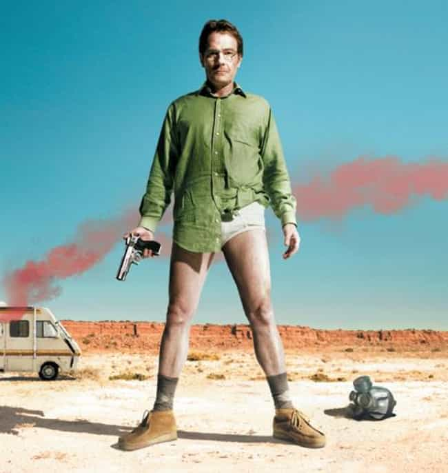 Bryan Cranston in Green Long S... is listed (or ranked) 4 on the list Hot Bryan Cranston Photos
