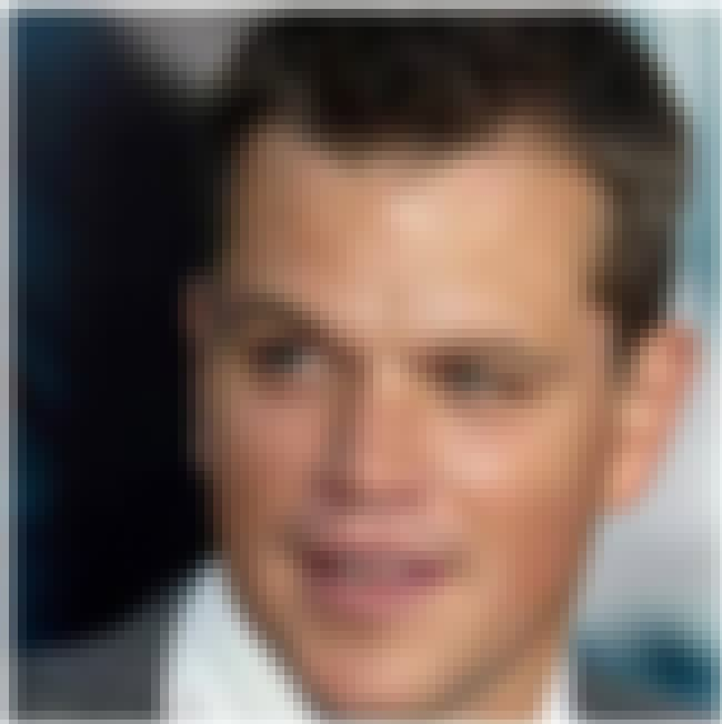 Matt Damon is listed (or ranked) 3 on the list The Most Requested Male Celebrity Body Parts