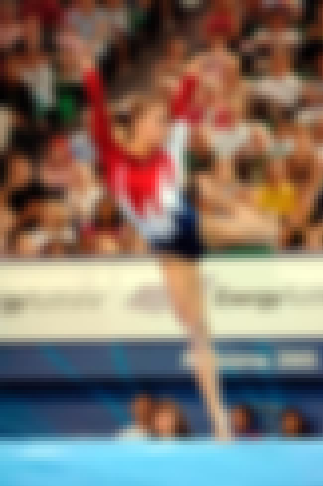 Gymnastics is listed (or ranked) 11 on the list Female Sports with the Hottest Athletes