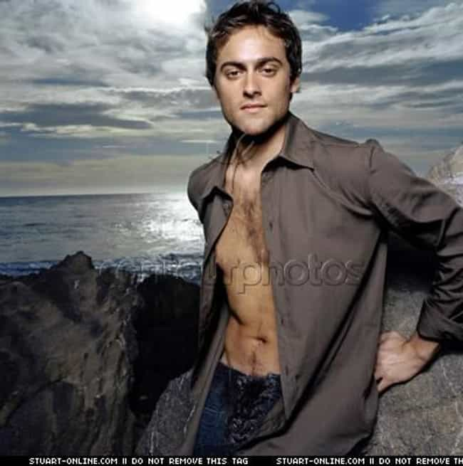 Shirtless Stuart Townsend | Hot Pics, Photos and Images