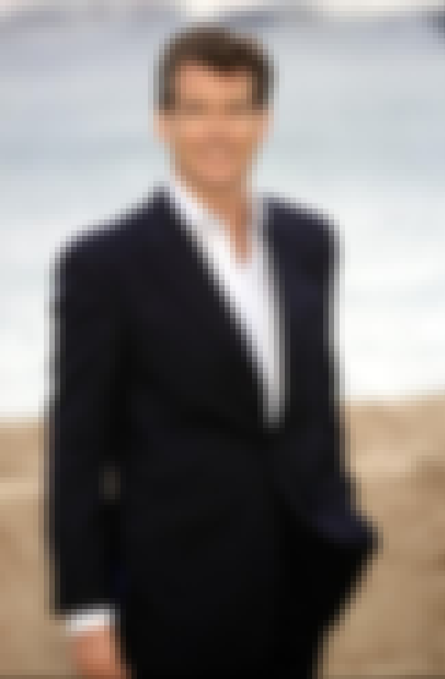 Pierce Brosnan in 3 Button Bla... is listed (or ranked) 4 on the list Hot Pierce Brosnan Photos