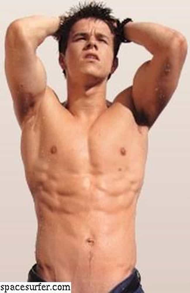 Mark Wahlberg in Hilfinger Jea... is listed (or ranked) 3 on the list The Hottest Mark Wahlberg Photos