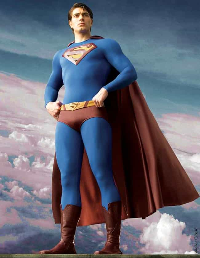 Brandon Routh in Superma... is listed (or ranked) 1 on the list Hot Brandon Routh Photos