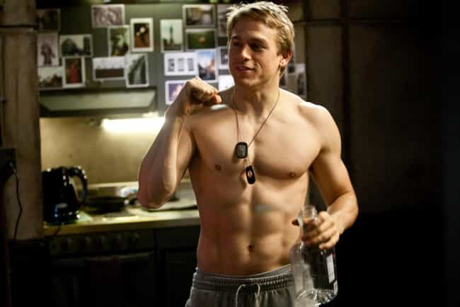 Charlie Hunnam Ready to ... is listed (or ranked) 2 on the list Hot Charlie Hunnam Photos