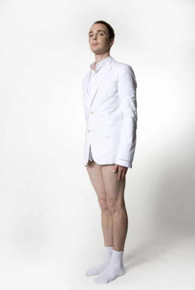 Jim Parsons in White 2 B... is listed (or ranked) 3 on the list Hot Jim Parsons Photos