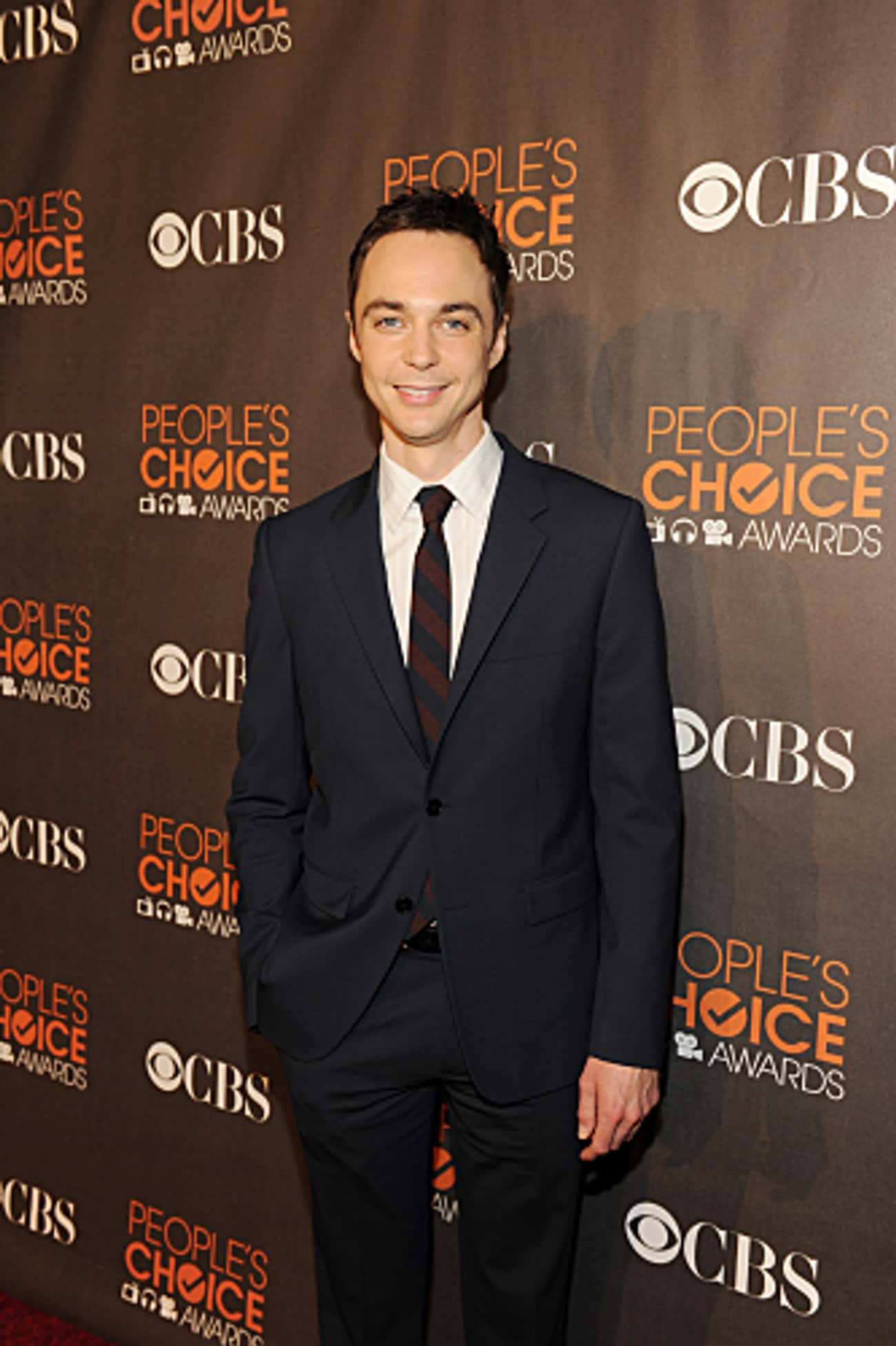 Jim Parsons in 2 Button Pleate is listed (or ranked) 3 on the list Hot Jim Parsons Photos
