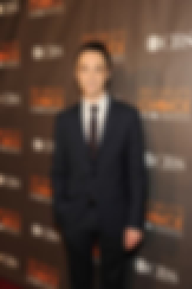 Jim Parsons in 2 Button Pleate... is listed (or ranked) 4 on the list Hot Jim Parsons Photos