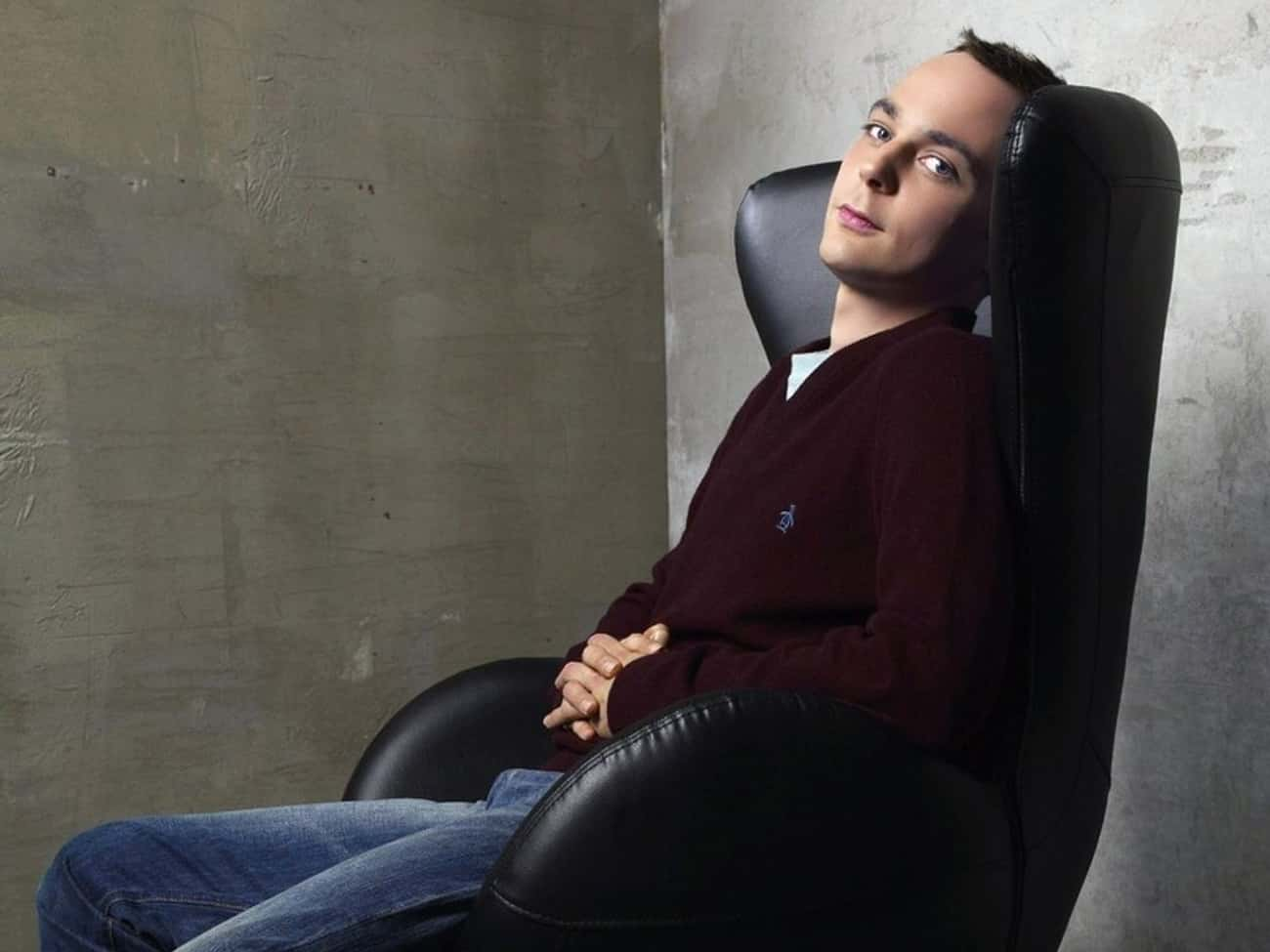 Jim Parsons in Maroon Cotton S is listed (or ranked) 2 on the list Hot Jim Parsons Photos