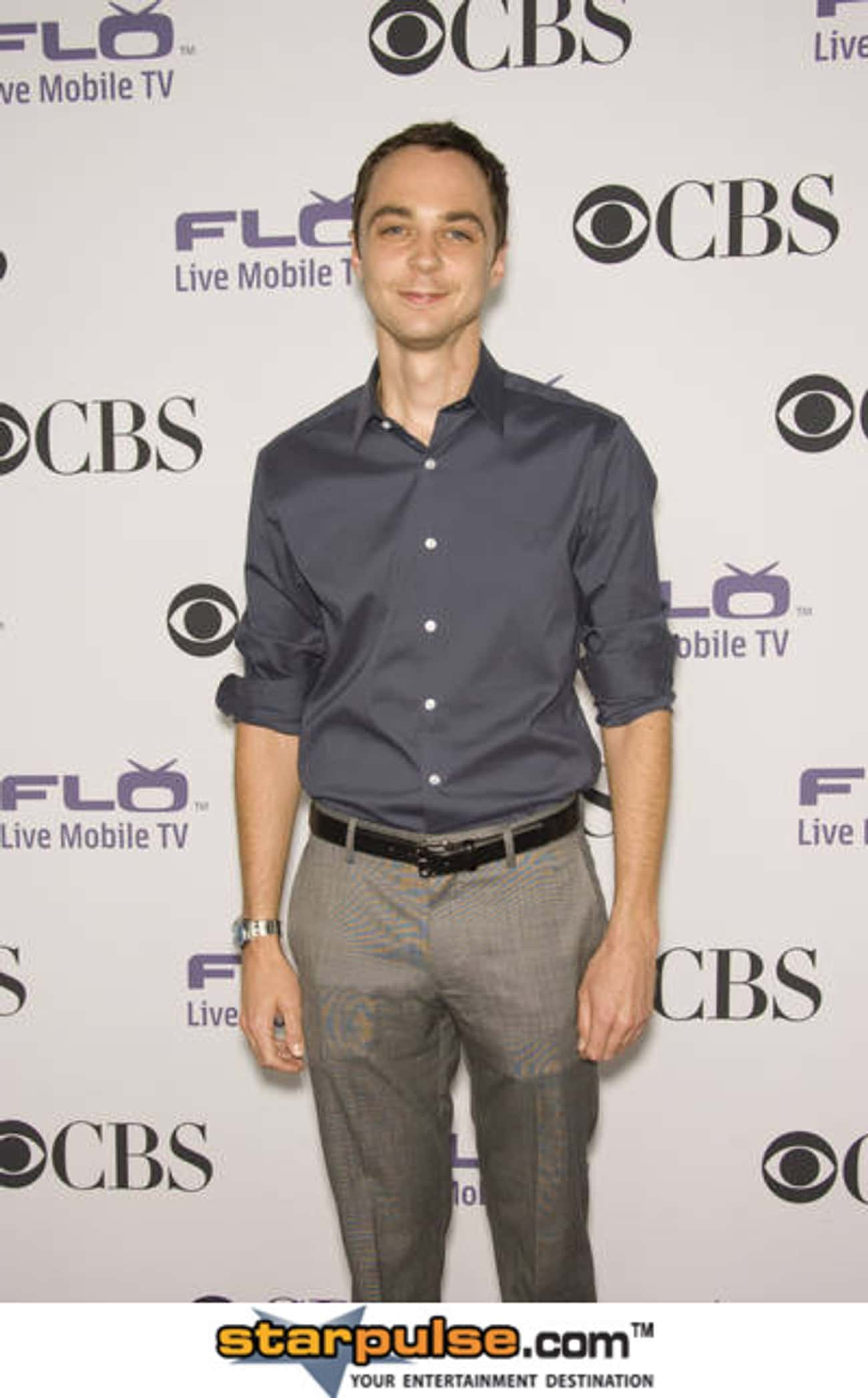 Jim Parsons in Satin Poly Long is listed (or ranked) 4 on the list Hot Jim Parsons Photos