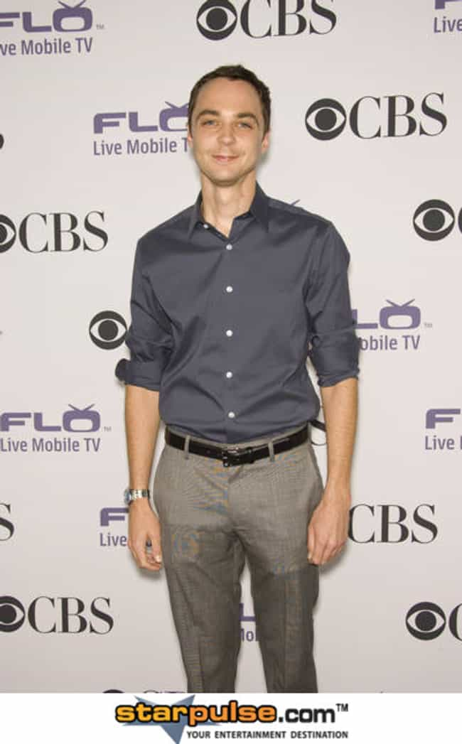 Jim Parsons in Satin Pol... is listed (or ranked) 6 on the list Hot Jim Parsons Photos