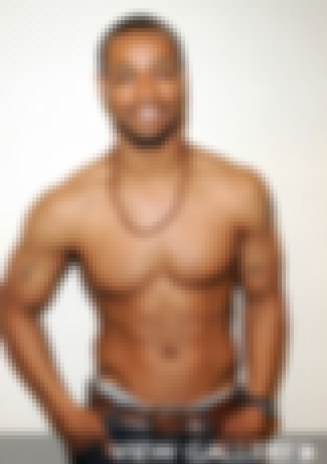 Isaiah Mustafa in Brown Leathe... is listed (or ranked) 4 on the list Hot Isaiah Mustafa Photos