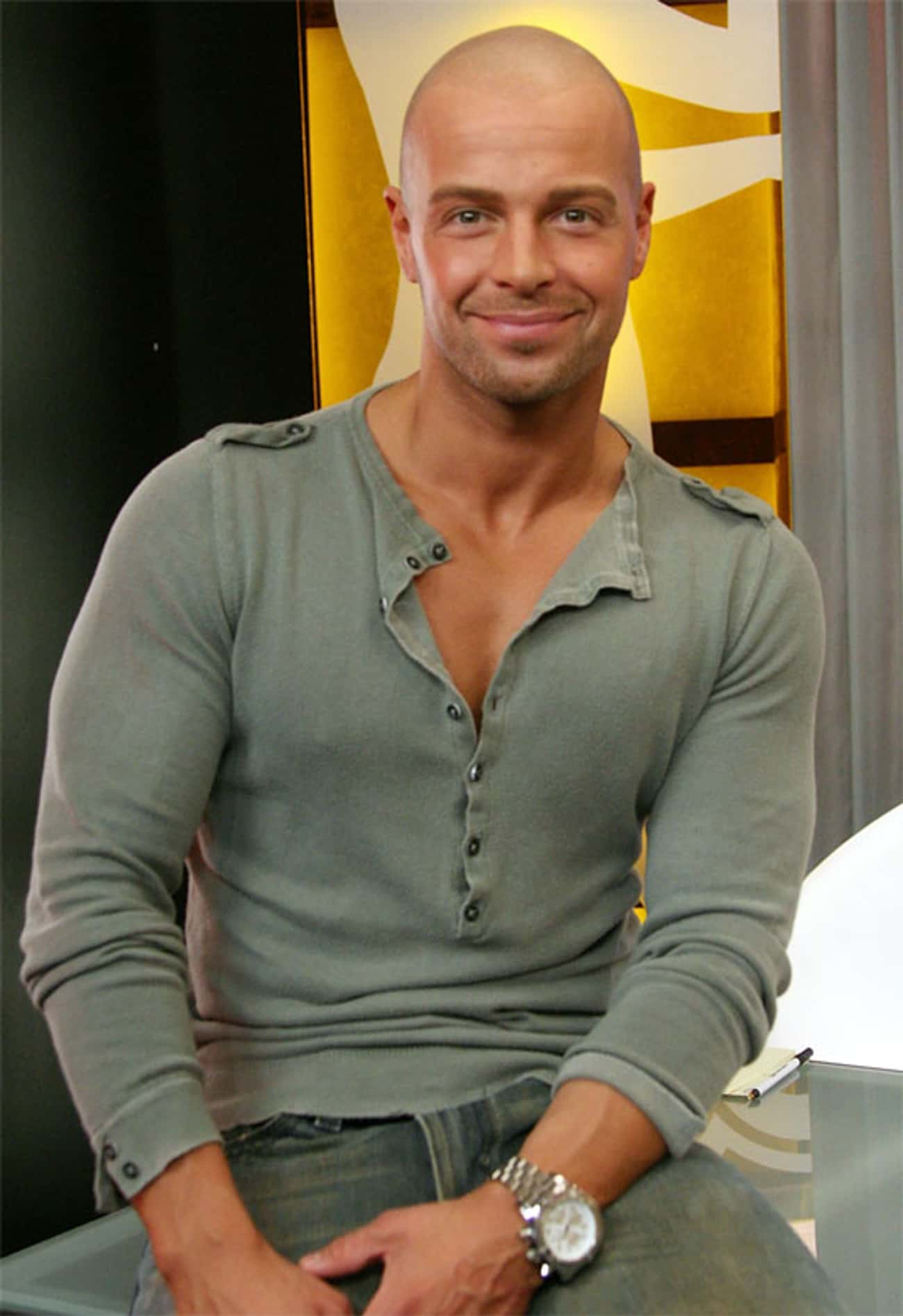 Joey Lawrence in Henley Long S is listed (or ranked) 4 on the list Hot Joey Lawrence Photos