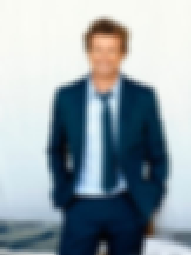 Simon Baker in Natural Pinstri... is listed (or ranked) 4 on the list Hot Simon Baker Photos