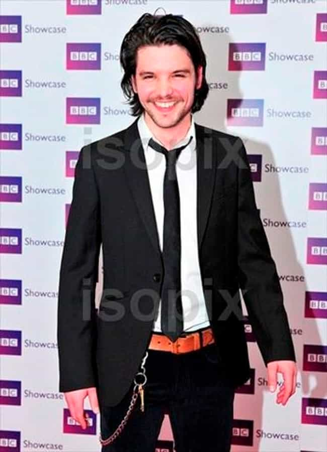 Andrew Lee Potts in Cut Black ... is listed (or ranked) 1 on the list Hot Andrew Lee Potts Photos